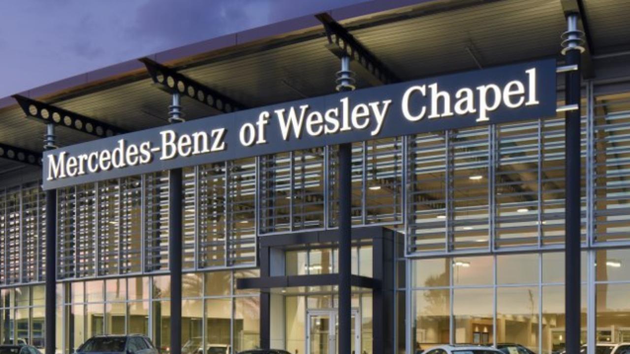 Mercedes-Benz of Wesley Chapel hosting job fair