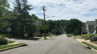 Will a new stop sign make this Mount Lookout street safer?