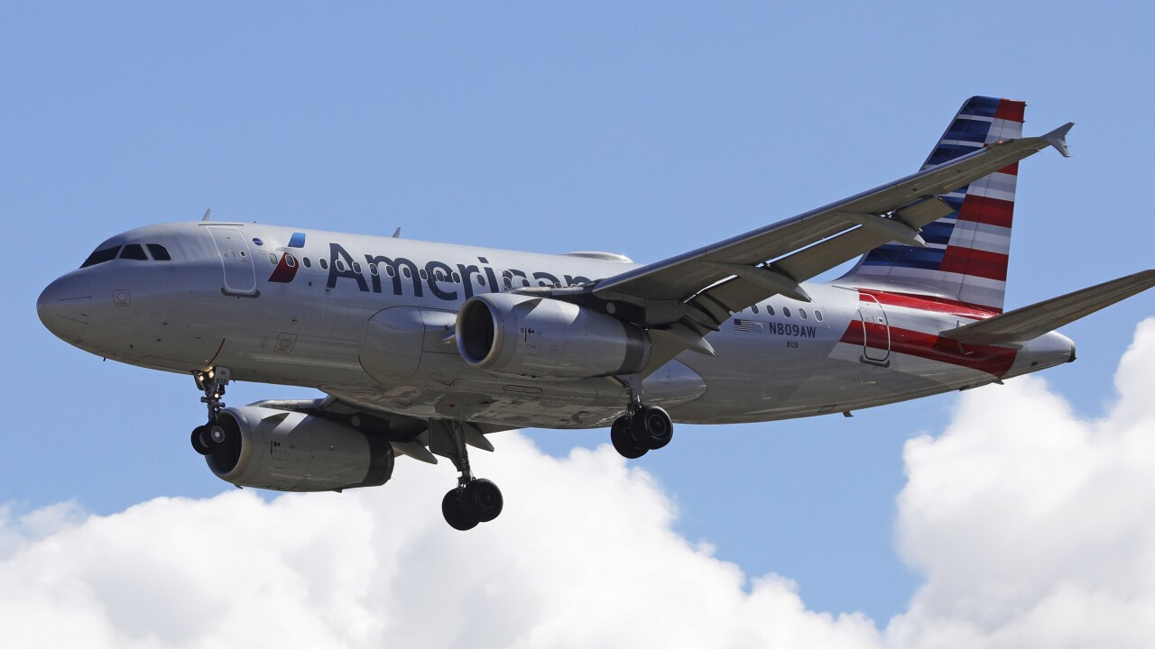 Earns American Airlines