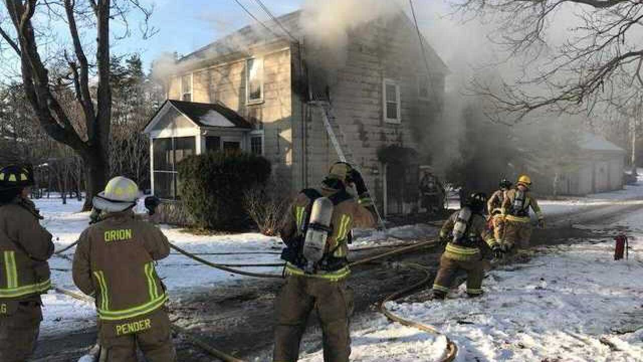 House explodes in Michigan due to suspected honey oil lab