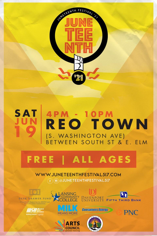 Juneteenth Reo Town