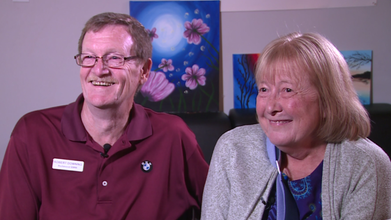 Co-worker donates kidney to colleague in need: 'He gave me my life back'