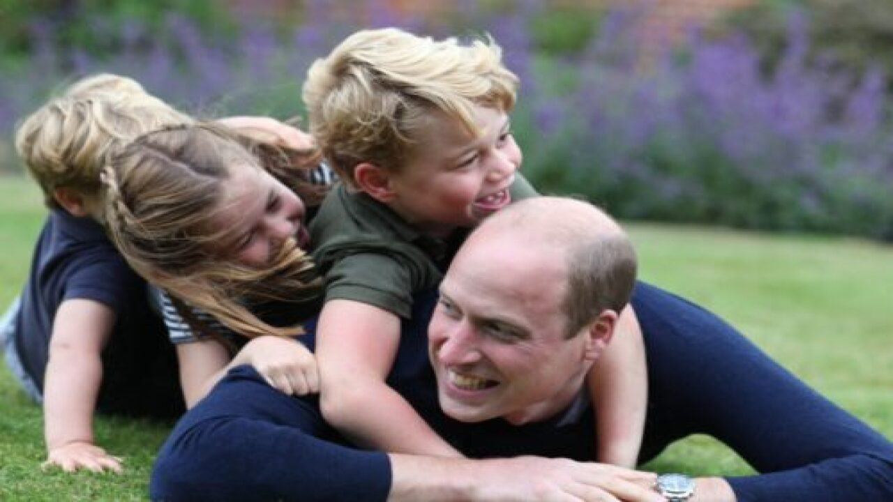Kate Middleton Shared Adorable New Family Photos For Father's Day And Prince William's Birthday