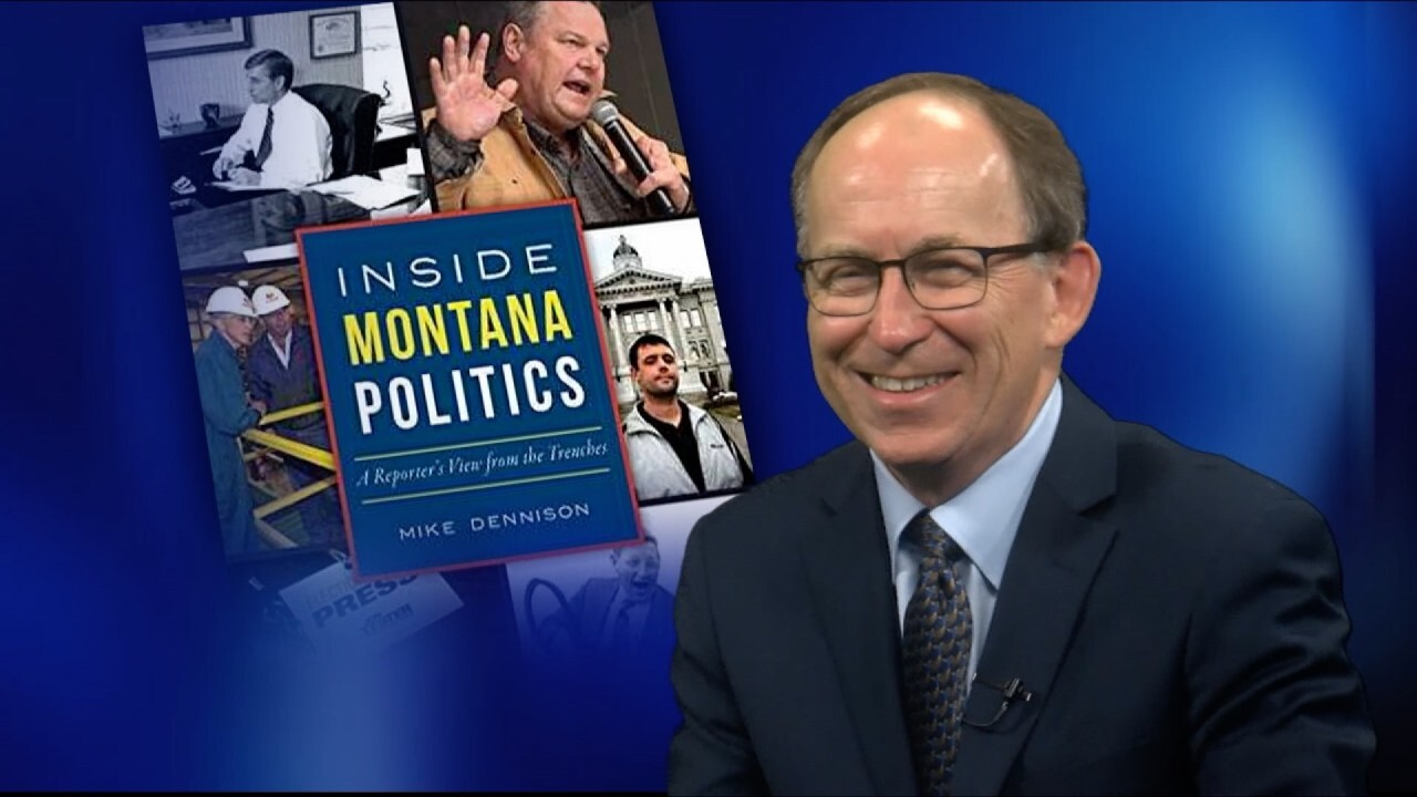 Mike Dennison's book views Montana politics through its characters