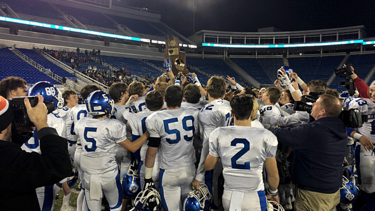 CovCath caps perfect season with 7th state championship, defeats Madison Southern 49-13