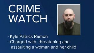 Kyle Patrick Ramon has been charged with several felonies and misdemeanors