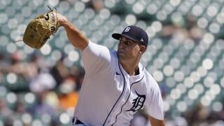 Matthew Boyd Tigers Baseball