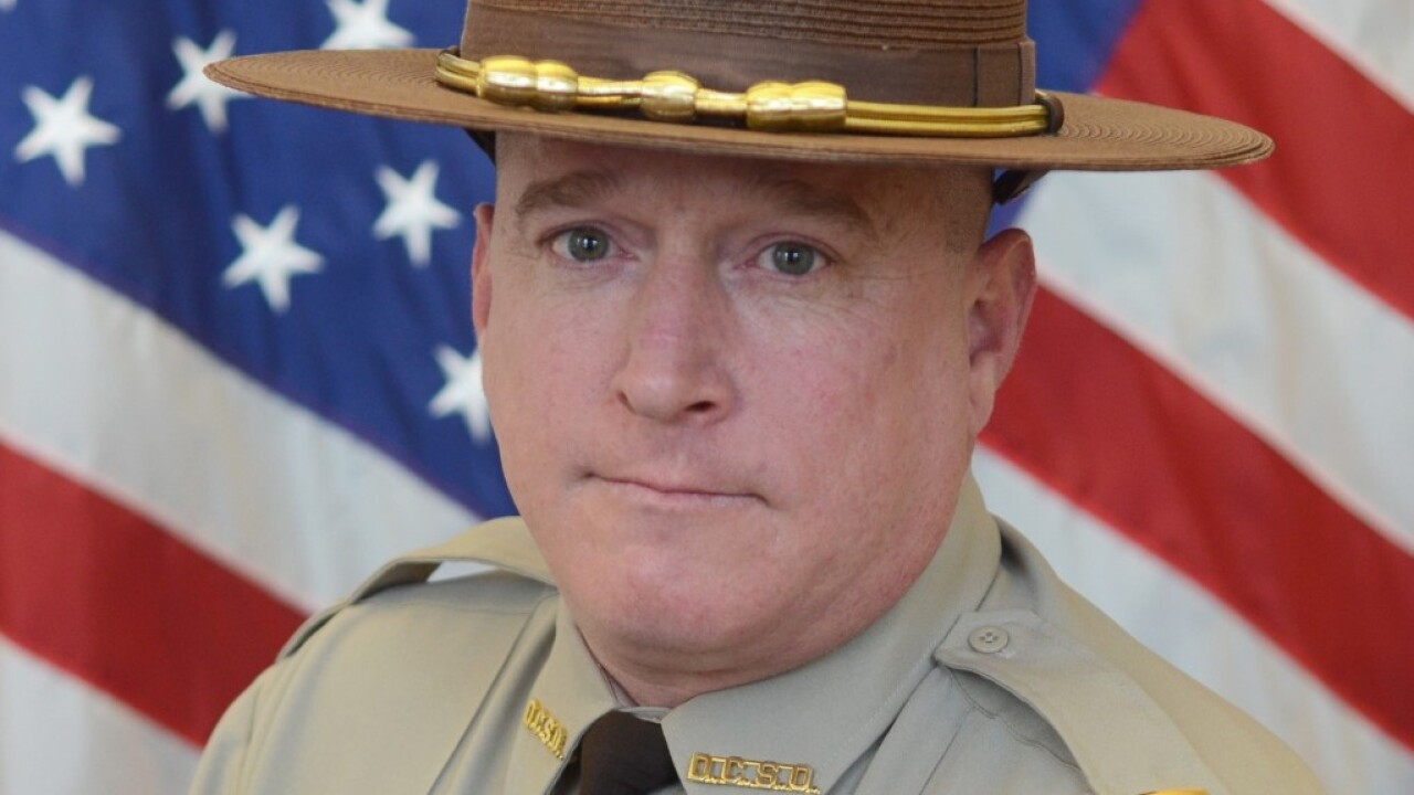 Decatur County Sheriff's Office deputy Captain Justin Bedwell
