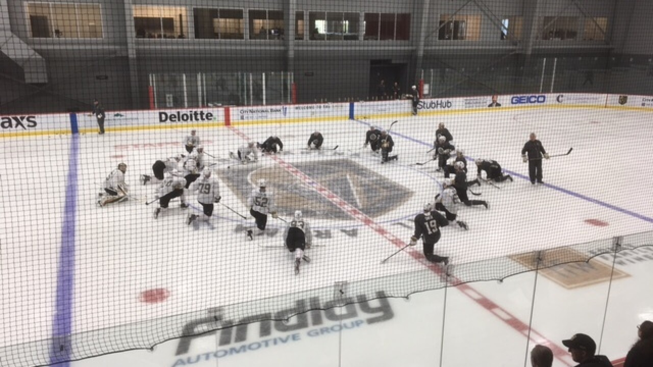 PHOTOS: Vegas Golden Knights