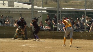 Great Falls softball teams sweep Missoula teams to finish regular season
