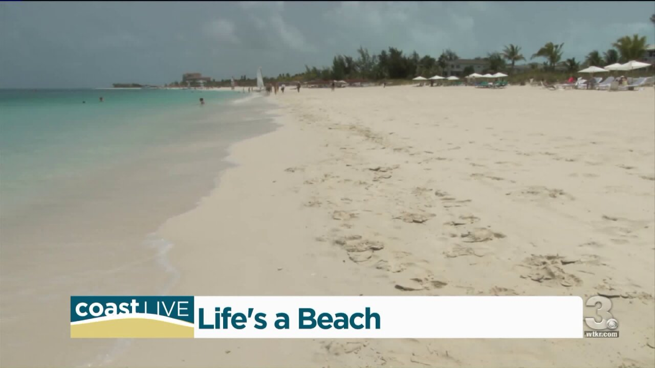 Expert Advice for the Perfect Beach Vacation on Coast Live