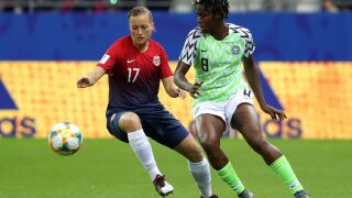Norway v Nigeria: Group A - 2019 FIFA Women's World Cup France