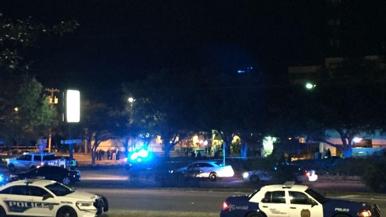 El Patron fatal shooting (12/9/15)