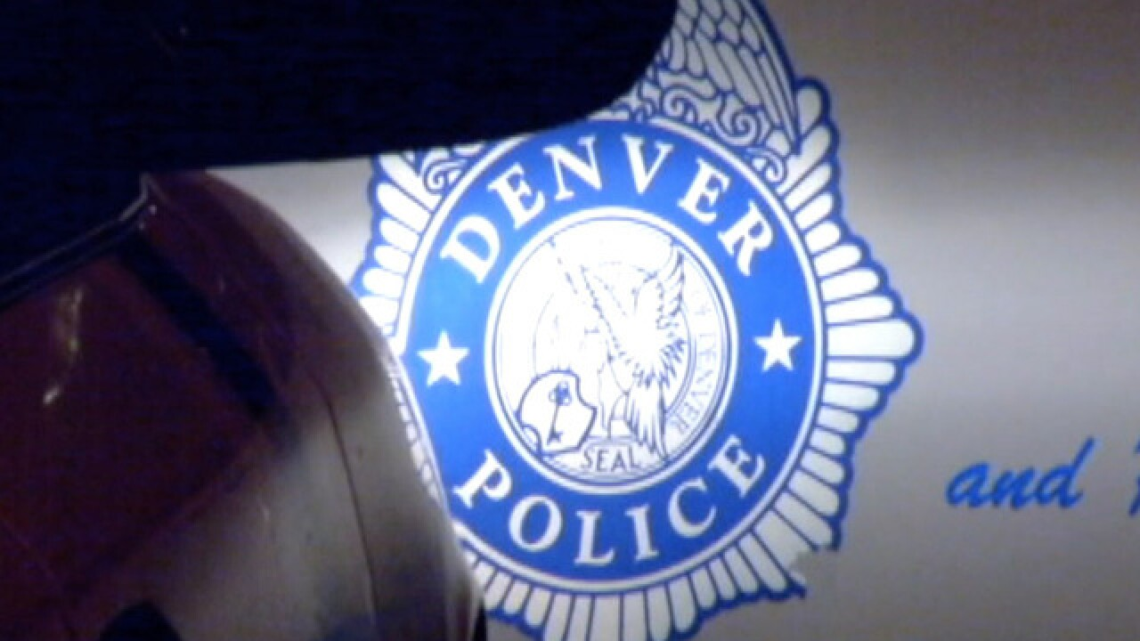 On-duty Denver Police officer arrested for investigation of second-degree assault