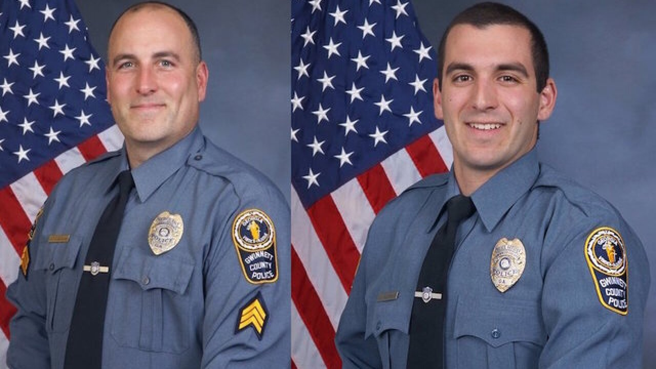 Fired Georgia cops face criminal charges