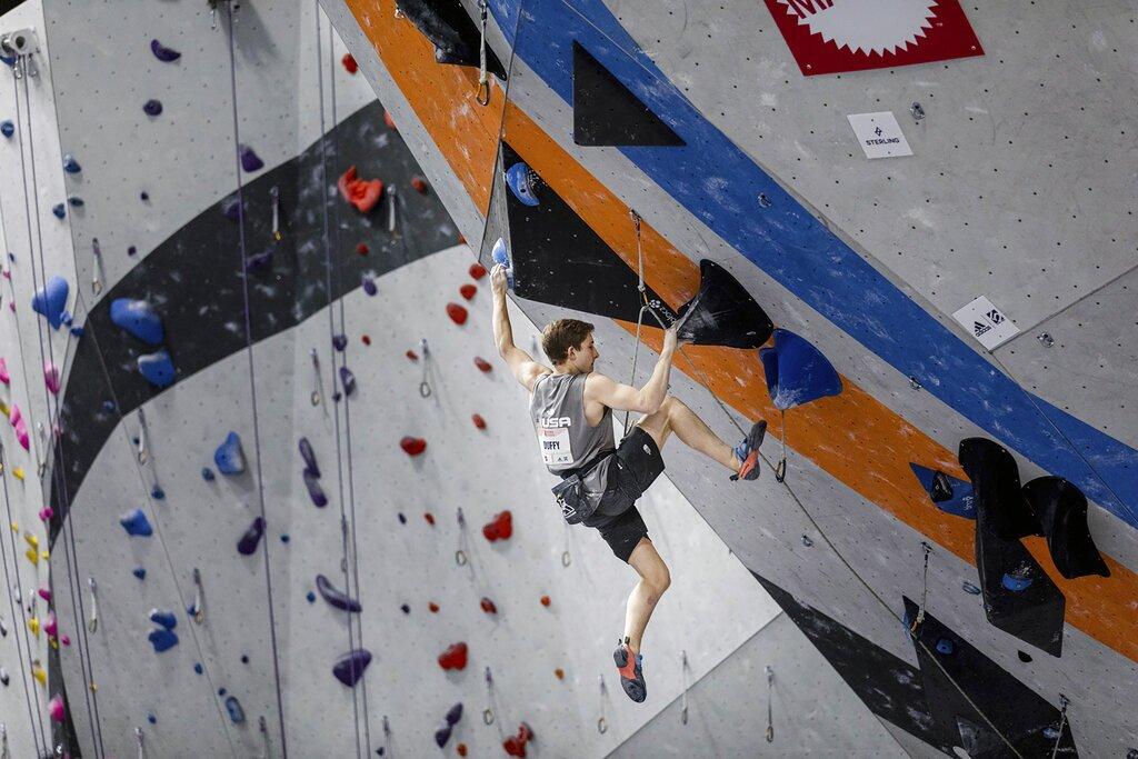 Mathematical Duffy Climbing Olympics
