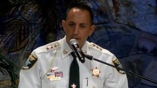 Carmine Marceno, Lee County Sheriff