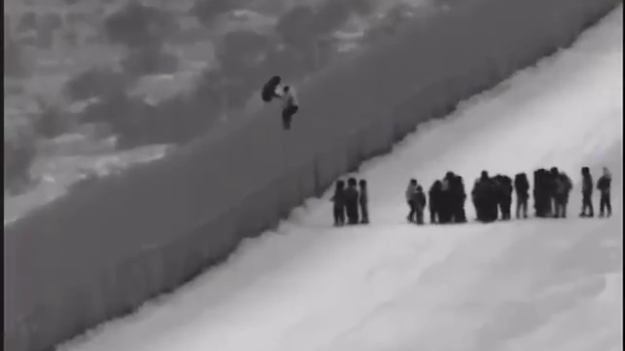 CBP agents found more than 100 migrants who crossed the border illegally by climbing over a border wall.