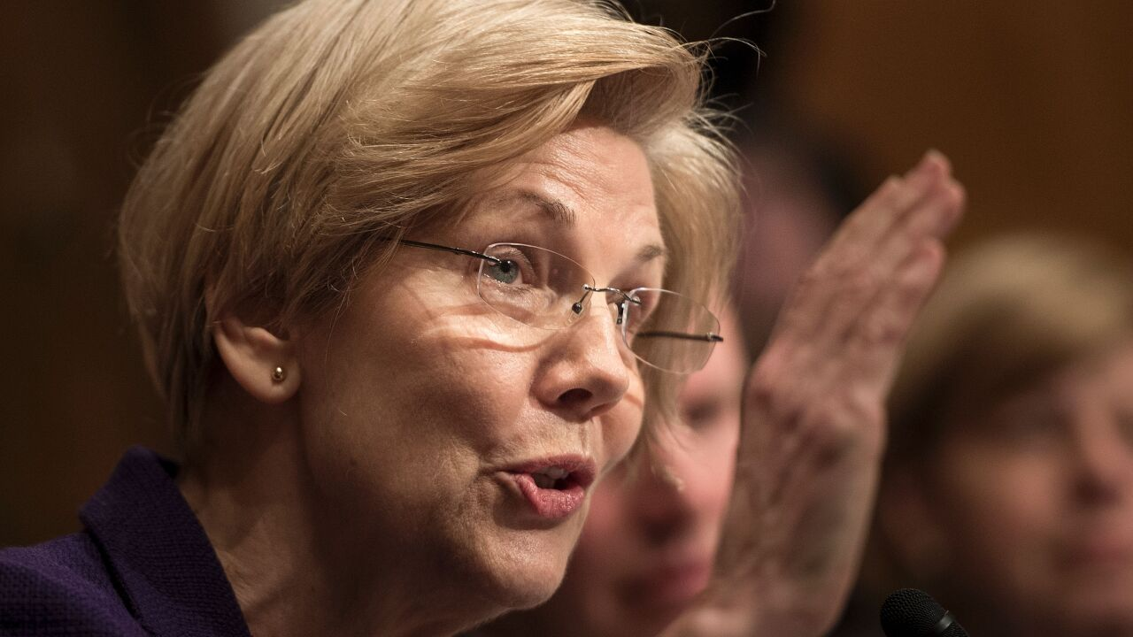 Facebook restores Elizabeth Warren's ads calling for breaking up Big Tech