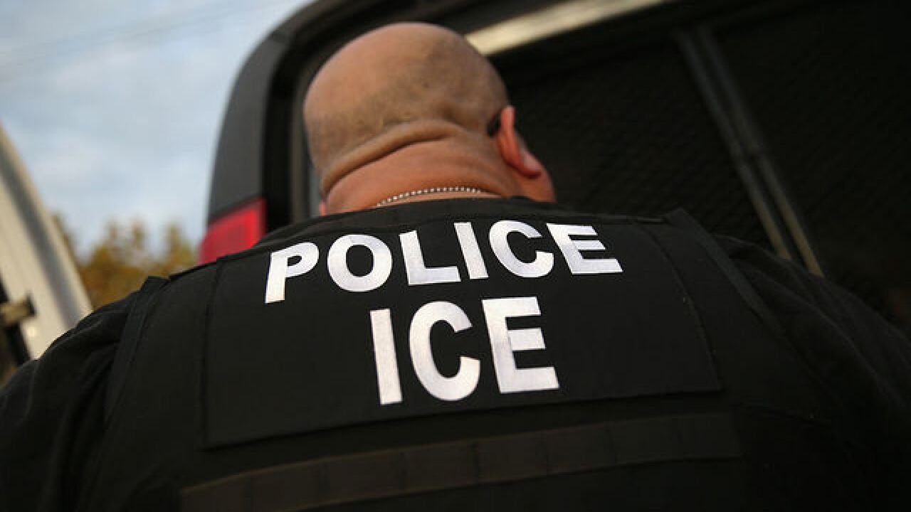 ICE arrests more than 100 workers in raid on Ohio meat supplier