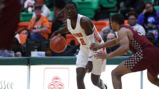 Core and Melton pace FAMU past North Carolina Central