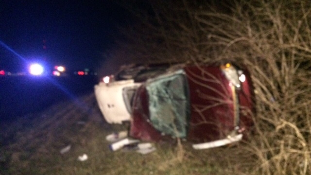 Man killed in crash, drunken driving suspected