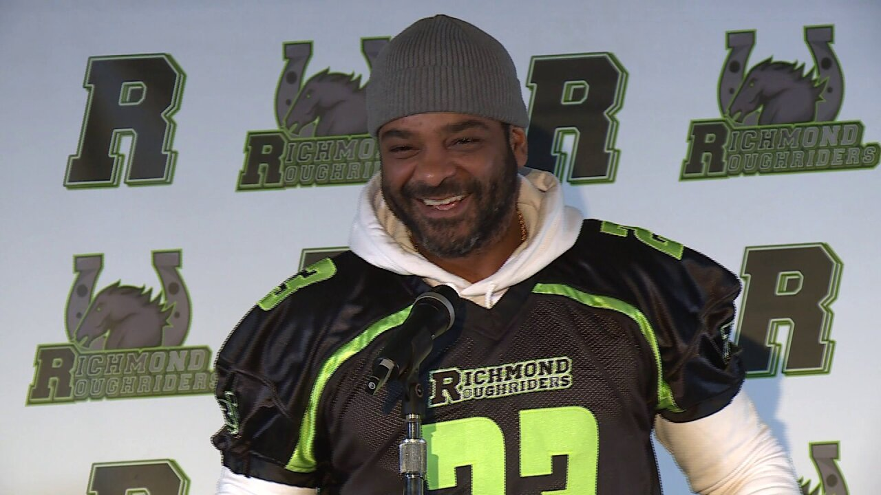 Rapper Jim Jones named minority owner of Richmond Roughriders, invites Colin Kaepernick to play