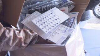 DEA takes back prescription drugs in Billings