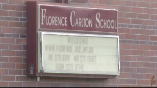 Florence Carlton School Sign