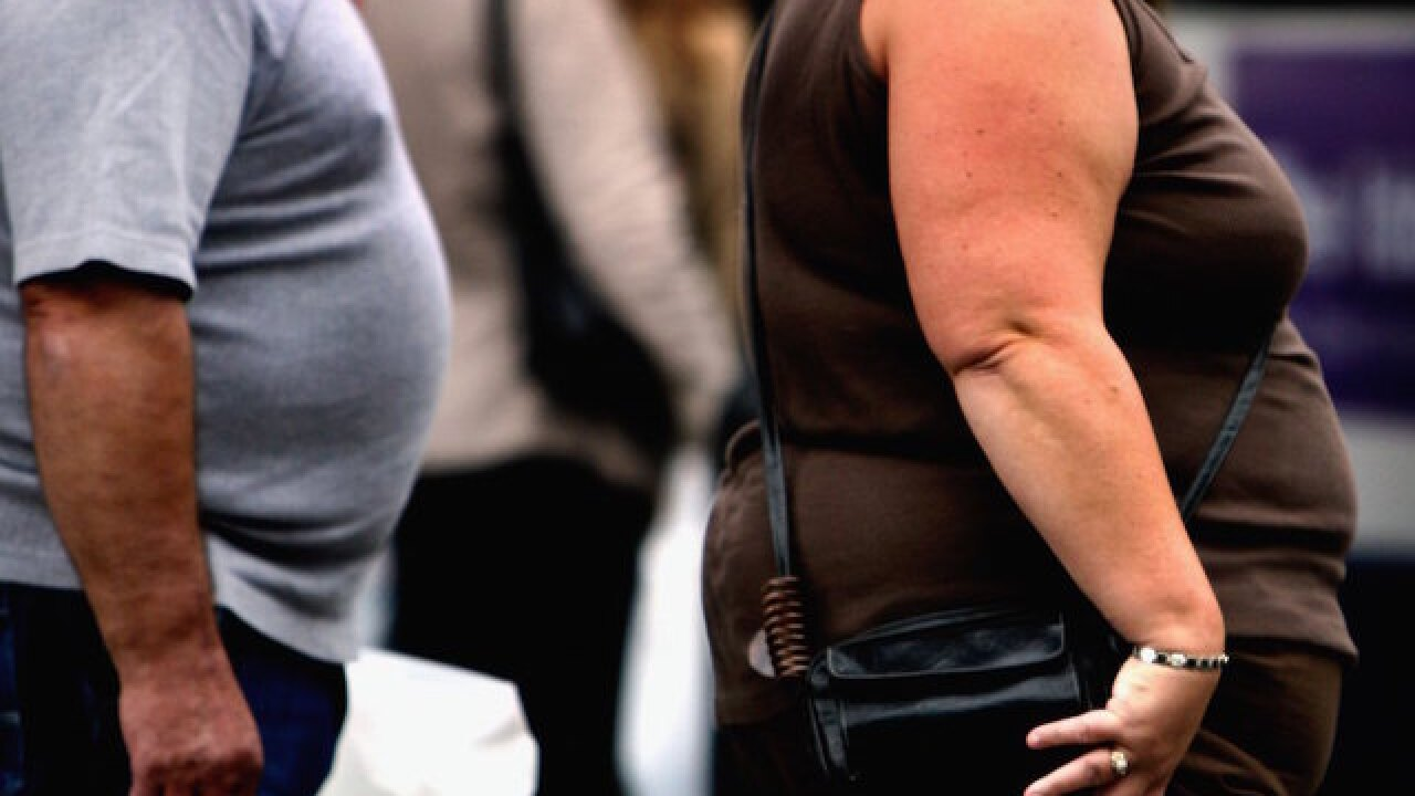 More than 4 in 10 U.S. women are obese