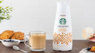 Starbucks Is Launching New Flavored Coffee Creamers And The Flavors Are Just Like Your Favorite Drink Orders