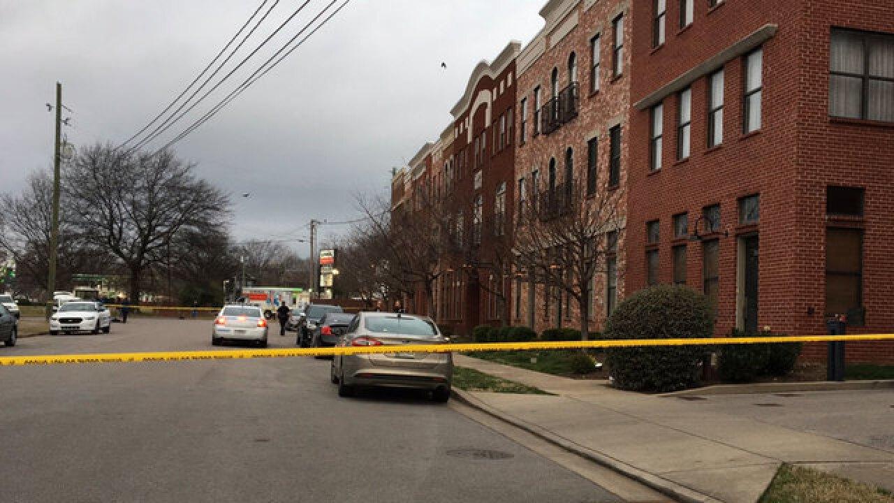 Woman Stabbed At Condo Near Downtown Nashville