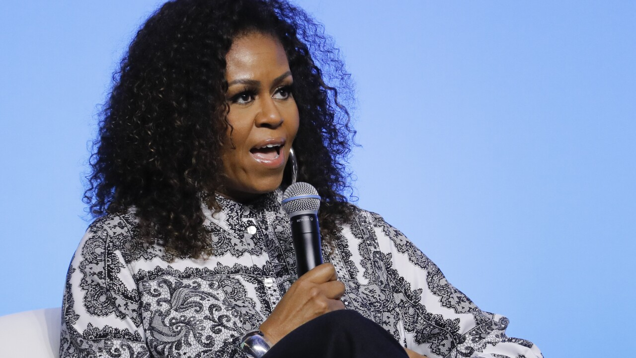 Michelle Obama group backs expanding voting options for 2020 elections