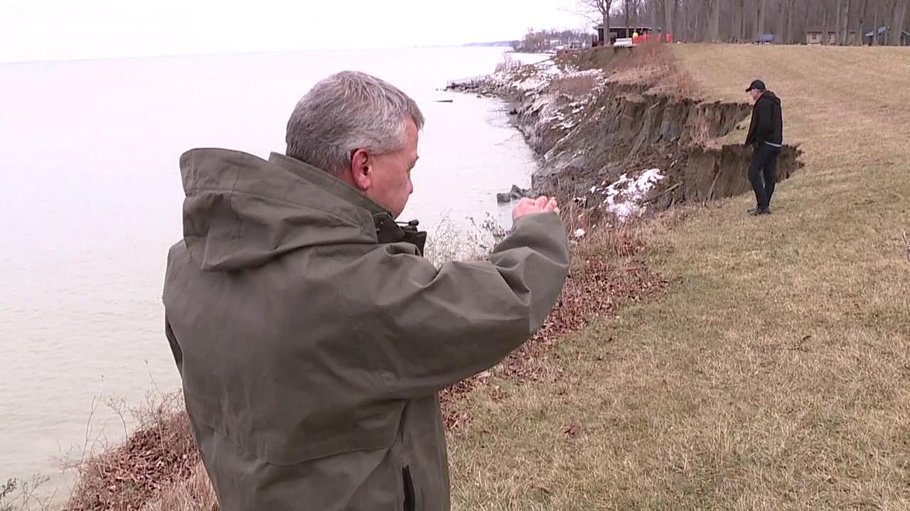 Geneva on the Lake erosion