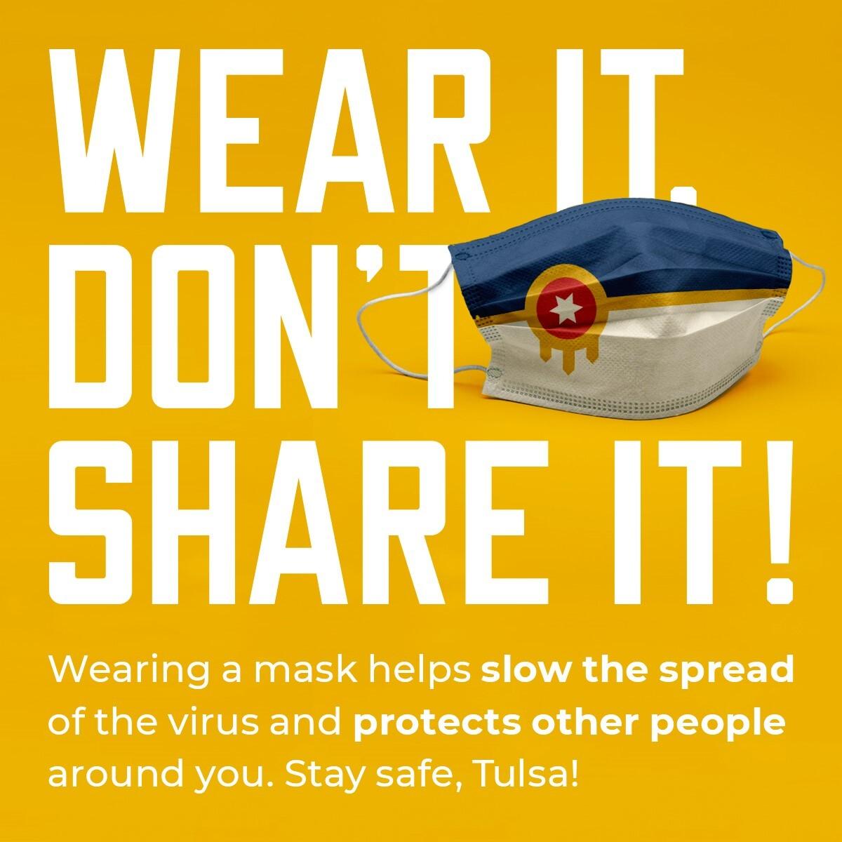 THD: Wear it, don't share it