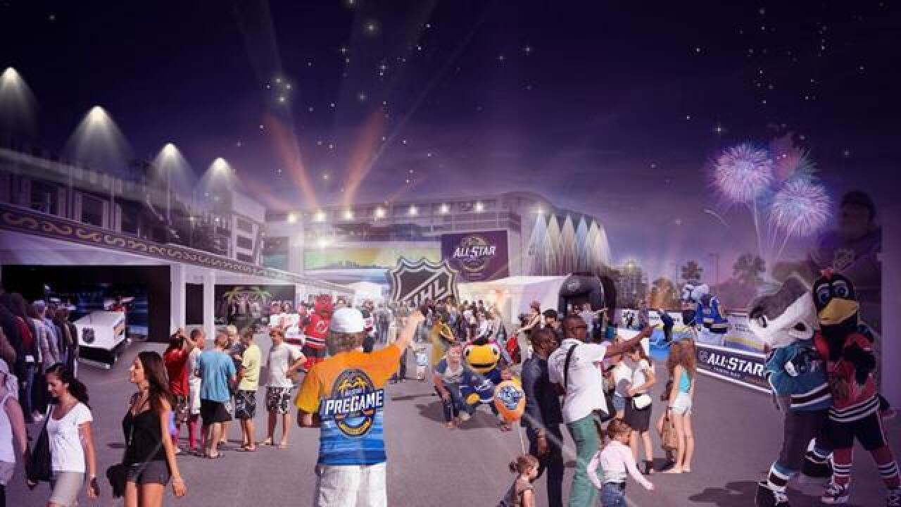 Free 2018 NHL All-Star Pregame Fan Festival coming to Tampa