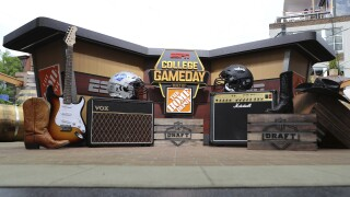 FILE College GameDay 2019 NFL Draft