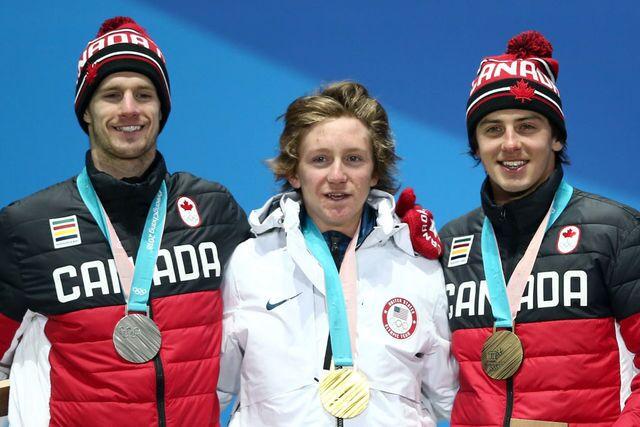 Photos: Olympians earn Gold, Silver and Bronze at Pyeongchang Games