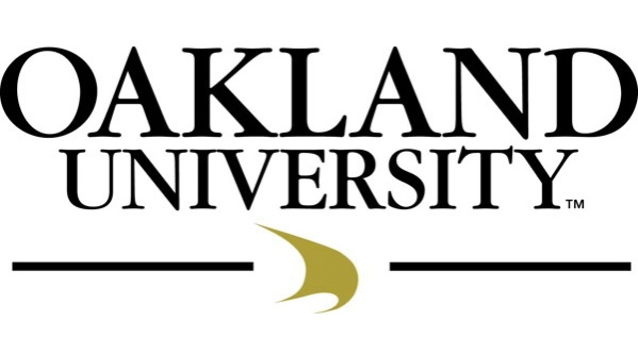Oakland University Police receive report of on-campus sexual assault
