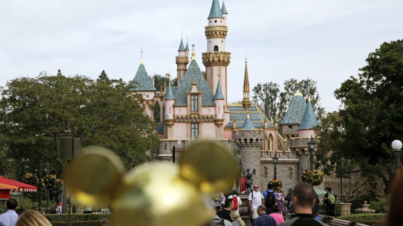 Plans to reopen Disney World, Universal Studios would limit capacity