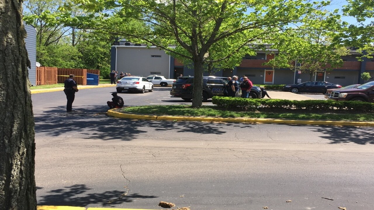 Body found on Indy's south side, homicide called