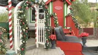 Santa's Treehouse