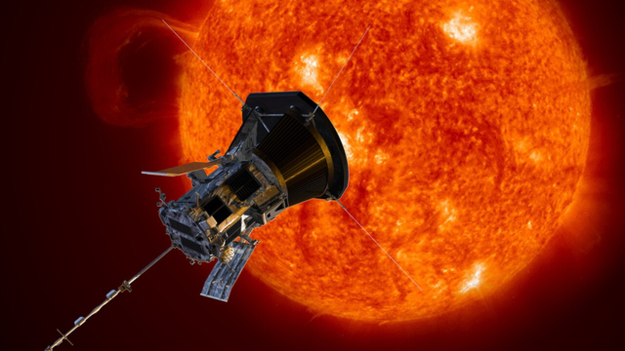 Experts from CU helped design Parker Solar Probe headed to the sun