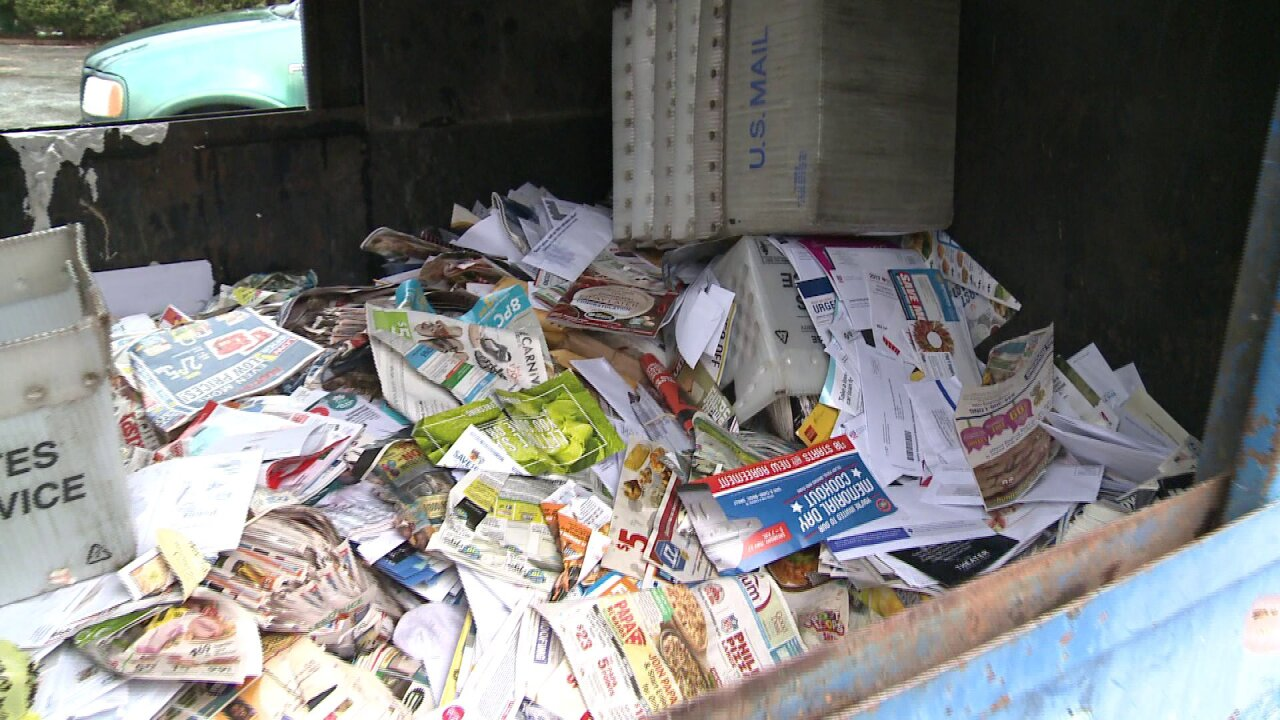 Petersburg mail carrier sentenced for dumping thousands of pieces of mail