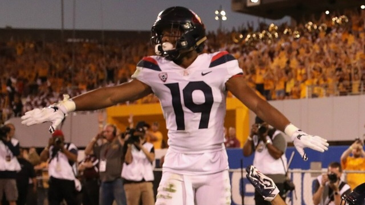 Arizona Wildcats' Scottie Young to be suspended for season opener vs. BYU