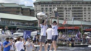 Lightning Boat Parade Hockey