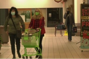 Butte shoppers hit local stores on sluggish Black Friday