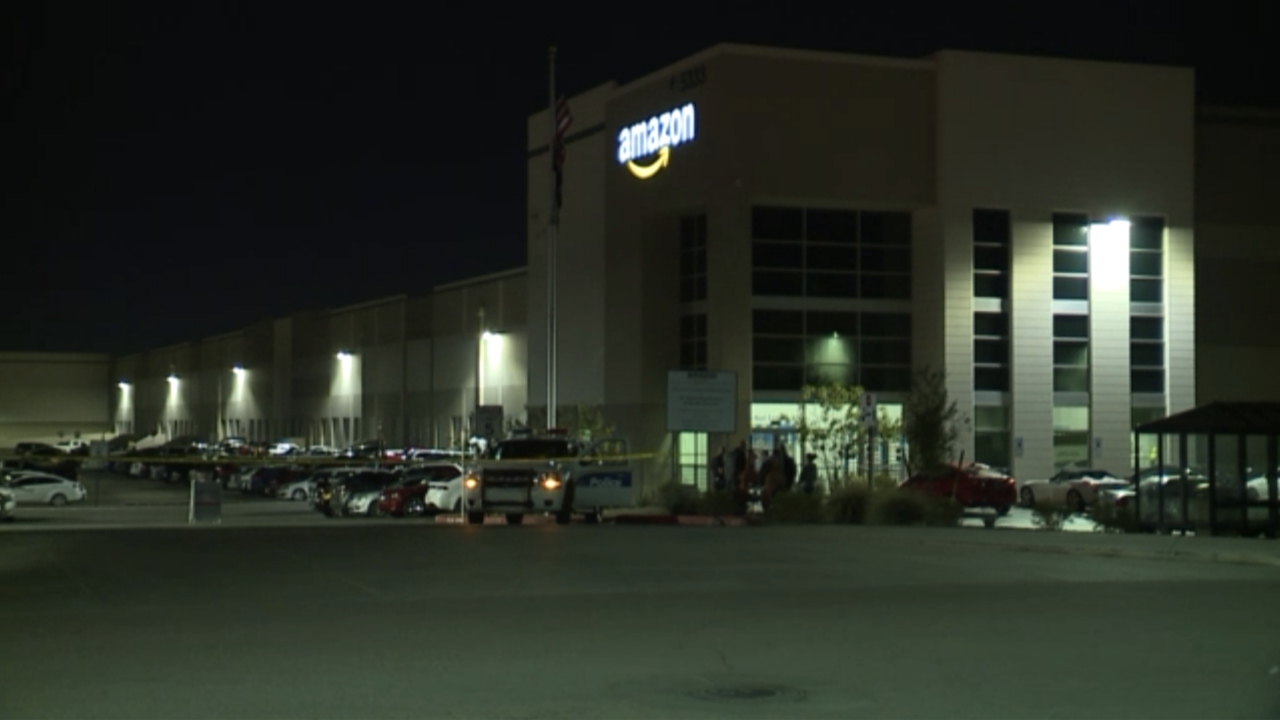 Newborn baby found dead in trash can at Amazon distribution center in Phoenix, police say