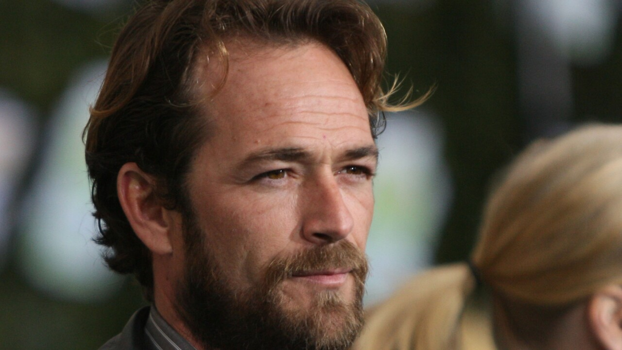 Luke Perry laid to rest in Tennessee