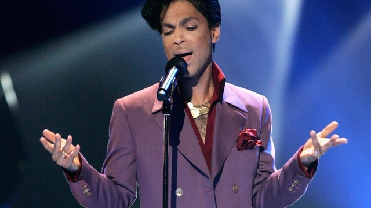 Singer Prince's properties will be liquidated